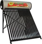 China Compact Pressured Solar Water Heaters: on sale