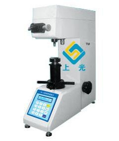 China HV-5 Vickers hardness tester on sale