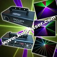 China 500mW RGV Full Color Animation Laser Light on sale