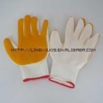 China pvc coated nylon protective gloves on sale