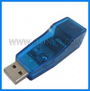 China Usb lan card 10-100 ethernet lan card on sale