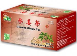 China Kakoo Ginseng Ginger Tea on sale