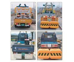 China Truck Mounted Attenuator on sale