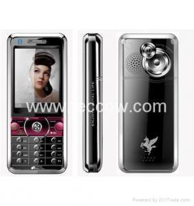 China GSM+CDMA Dual Mode Dual Sim Mobile Phone PDA on sale