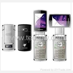 China CDMA2000+GSM Dual Mode unlocked PDA Flip Cell Phone on sale
