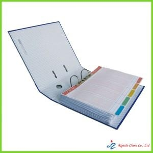 China PVC lever arch file folder on sale