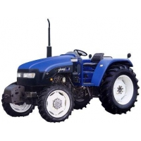 China 4WD farm tractor 604 on sale