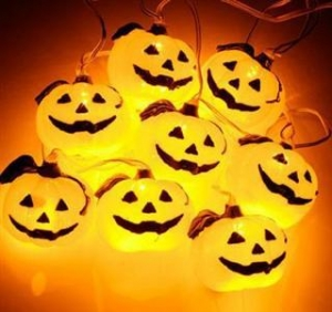China Solar Halloween Light(Pumpkin) on sale