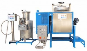 China A125Ex Solvent Distillation Equipment on sale
