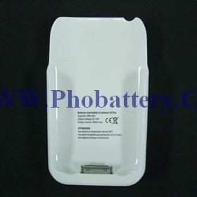 China external rechargeable power pack battery for iphone 3G/3GS on sale