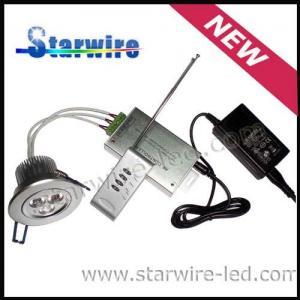 China RGB LED Downlight No.: SW-DLR111-C3RGB ; SW-DLR112-C9RGB on sale