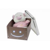 Smiling face shortage boxes