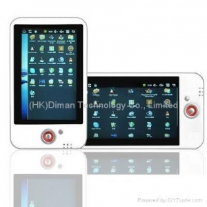 China 7 inch Android 1.6 Ebook Tablet PC with WIFI Support SD Card on sale
