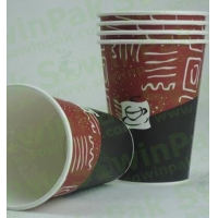 China Single Wall Hot Cups on sale