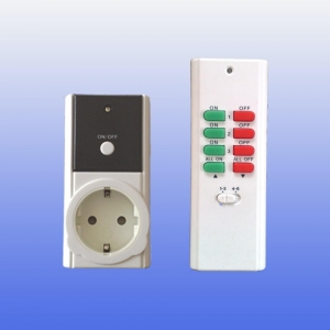 China Remote Control Socket Adapter SK-5801+T-03 on sale
