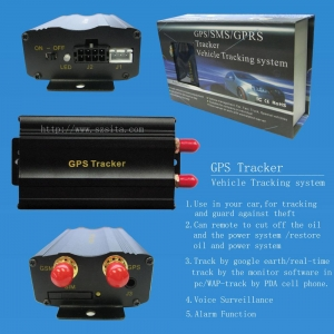 China GPS tracker GPS-103 on sale