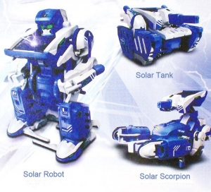China 3in1 DIY Robot(SND12) on sale
