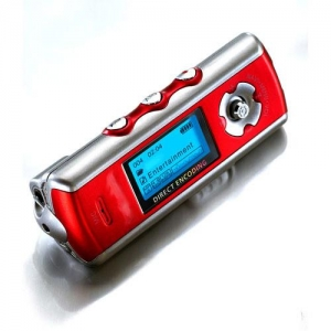 China Five-in-1 MP3 Player with Built-in Philips Chips and Line-in Recording Function on sale