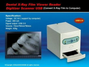 China HK-300 USB X-Ray Film Viewer/Reader on sale