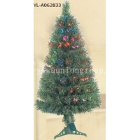 PVC Artificial Christmas Tree with LED lights