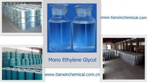China (Mono) Ethylene Glycol - MEG on sale