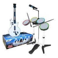 Rock Band for PS2 PS3 Wii