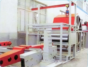 China FX-A 1600 8 Directions Winding Type Honeycomb Paper Core Production Line on sale