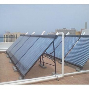 China Heat Pipe Solar Collector on sale