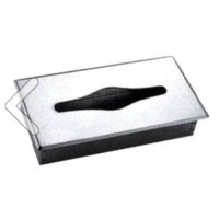 Stainless Steel Tissue Box XYD-102