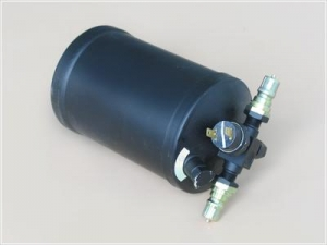 China Steel receiver drier on sale