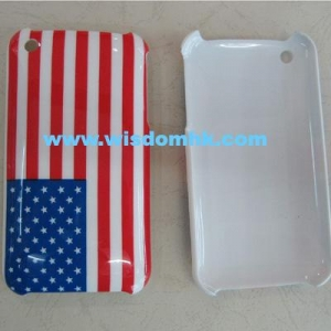 China World Cup Series iPhone 3G Back Cover for 3G (Flag Collection) on sale