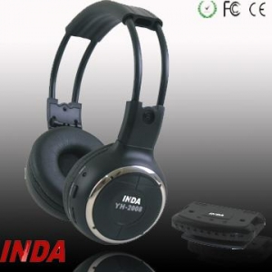 China silent disco headphones Model:YH2008 on sale