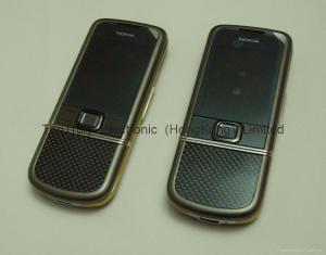 China CECT ( 1:1 ) 8800 JAVA QUAD-BAND Carbon Arte mobile phone on sale