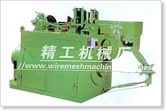 China CS-C Barbed Wire Machine for Two-strand Wire with Two-way Twists on sale