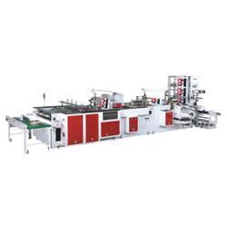 China Plastic Handle Bag Making Machine on sale