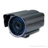 Color Digital Water-resistant IR CCD CCTV Camera with PAL and NTSC TV System