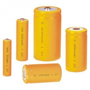 China NI-Cd Rechargeable Batteries on sale