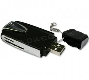 China Card Reader - SD/MS/MicroSD/xD/M2 Card Reader - (ZW-12002-1) on sale