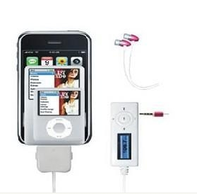 China ET-INF001 FM Transmitter for iPhone 3G / iPhone / iPod on sale