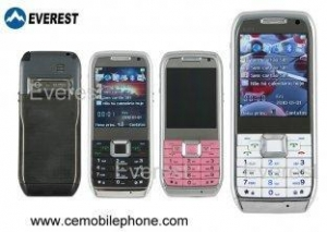 China TRI sim mobile phone low cost TV mobile phone Everest E371 on sale