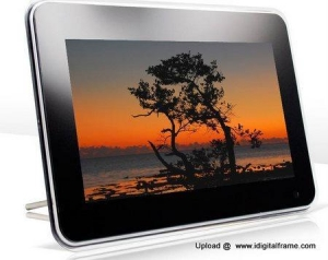 China 10 inch digital photo frames for Christmas on sale