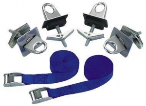 China Cargo Strap & Tie Downs 6pcs. Cambuckle Tie Down Kit on sale