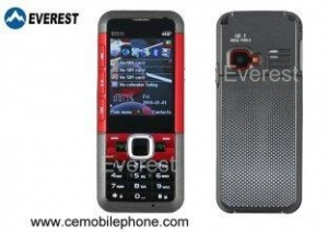 China Triple sim mobile phone 3 sim cell phone TV phone Everest S5310 on sale
