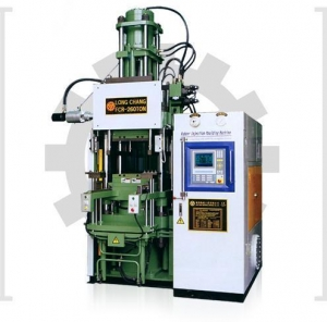 China FCR SERIES RUBBER INJECTION MOLDING MACHINE on sale