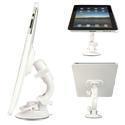 China Apple iPad Adjustable Car Mount Holder White Color on sale