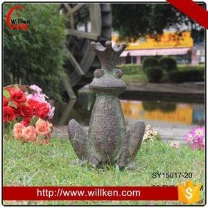 China Animal Statues OEM resin fashion handicraft funny garden gnome on sale