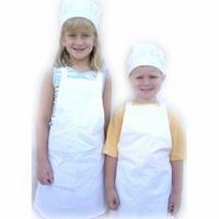 China kids apron on sale