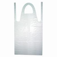 China plastic apron on sale