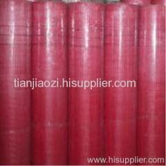 China plastic coating welded mesh on sale