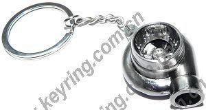 China Turbocharger Keychains, Turbocharger keyring on sale